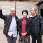 福岡の社家町米店さんご夫婦が来られました(^O^)