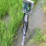 水位センサーによる省力化(^o^)