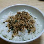 米糠ふりかけ(米糠のおいしい食べ方)(^o^)
