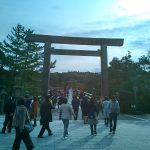 今年も伊勢神宮へ参宮に行ってきました。(^O^)