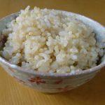 発芽玄米を作ってみました(^○^)
