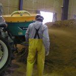 育苗用床土肥料合わせ
