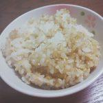 新感覚の玄米食専用「金のいぶき」を食べました