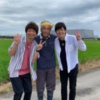 石川の新品種 ひゃくまん穀の取材(ぶんぶんボウル)